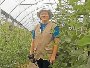 Mudança. Isabelle Cicatelli descobriu nos produtos orgânicos uma nova vida