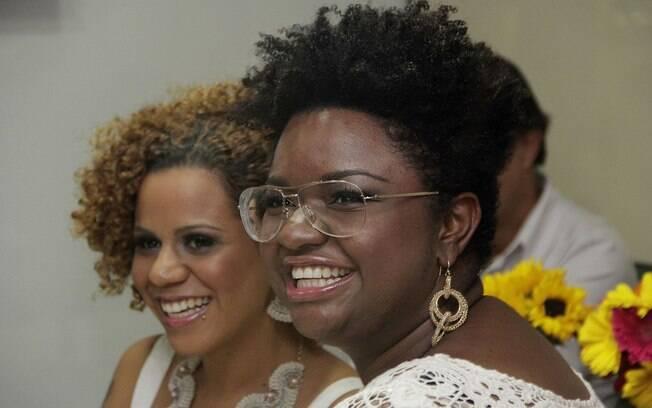 Resultado de imagem para Ellen Oléria e Poliana Martins