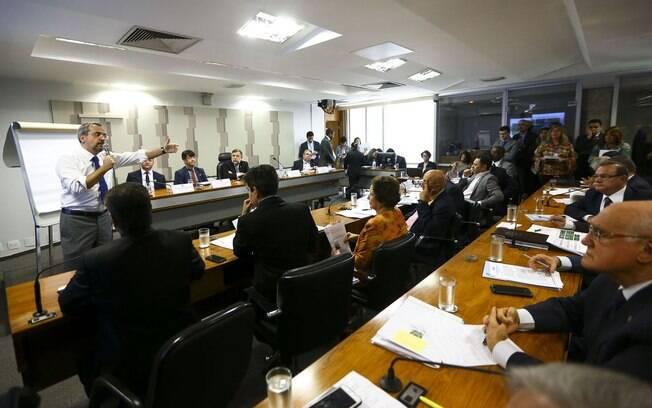 As comissões mistas e do Senado têm um quórum mínimo para iniciar os trabalhos