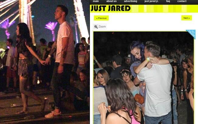 Katy Perry no festival Coachella