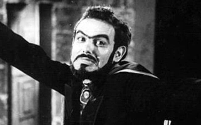Zé do Caixão foi um dos personagens mais icônicos do cinema brasileiro