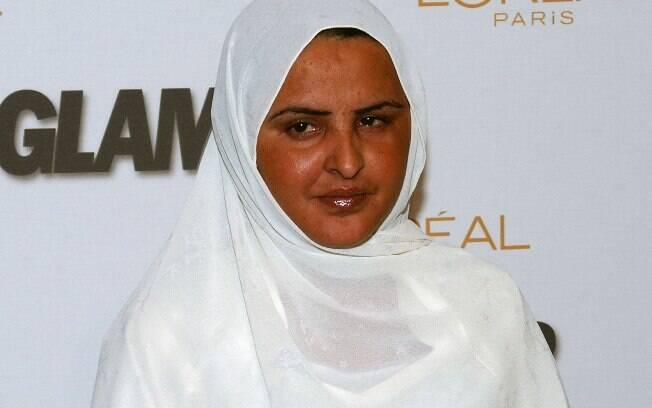 Paquistão: Mukhtar Mai foi condenada a estupro coletivo por anciãos de sua aldeia porque seu irmão se envolveu com mulher de outro clã. Foto: Getty Images