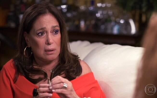Susana Vieira fala pela primeira sobre leucemia