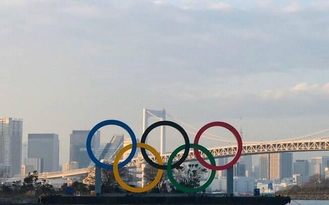 Tóquio se prepara para Olimpíada