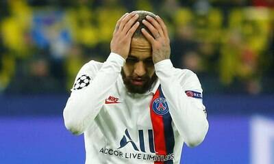 Neymar é mau exemplo, diz técnico que já venceu a Copa