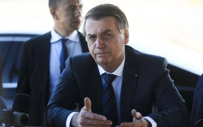 Bolsonaro fala em estimular turismo na Amazônia 'para mostrar para o gringo que não pega fogo'