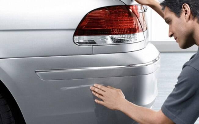 A lataria entrega muito do histórico de acidentes que o carro já passou. Por isso, vale cuidá-la para, inclusive, não depreciar tanto o carro