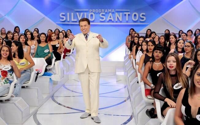 Será que o brasileiro perdeu a paciência com Silvio Santos?