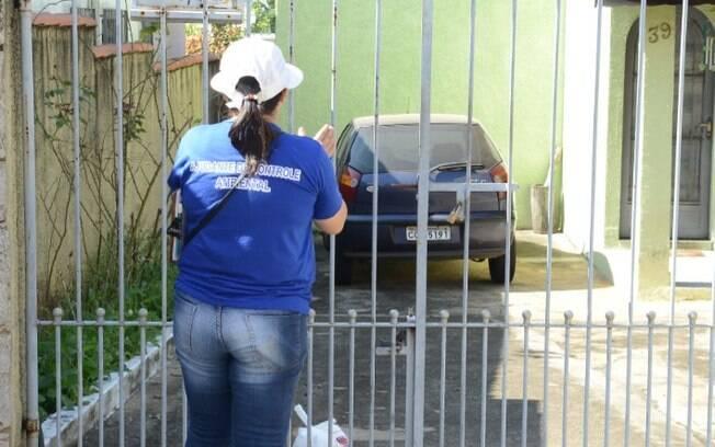 5 bairros de Campinas estão com risco elevado de dengue