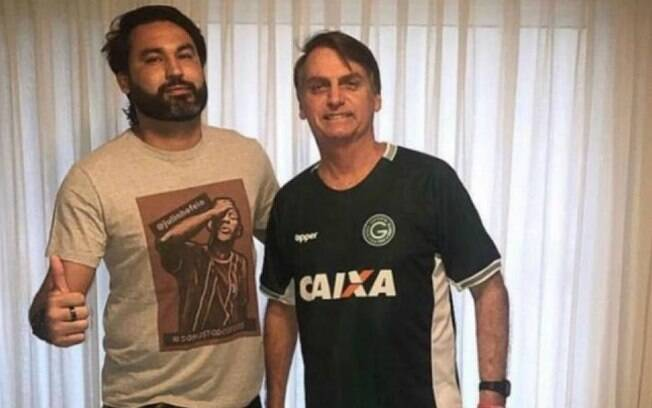 Leo Índio, sobrinho de Bolsonaro, debochou de Marielle Franco nas redes sociais