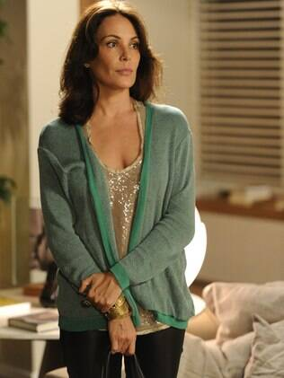 Carolina Ferraz como Alexia de