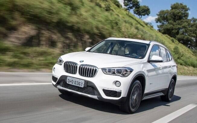 BMW X1 2019: A nova linha do SUV aposta na maior oferta de assistências e tecnologia para seguir moderno