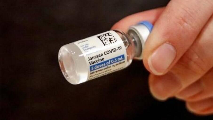EUA enviarão 3 milhões de doses da Janssen ao Brasil