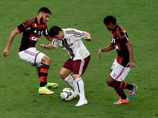 Flamengo e Fluminense empatam