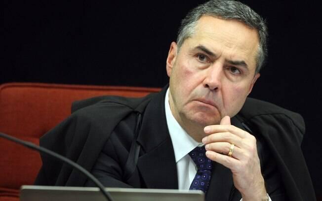 Decisão de Barroso será submetida ao plenário do Supremo