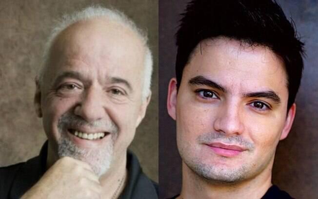 Paulo Coelho e Felipe Neto