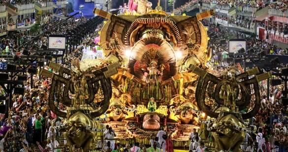 Carnaval: os altos e baixos dos desfiles das escolas de samba