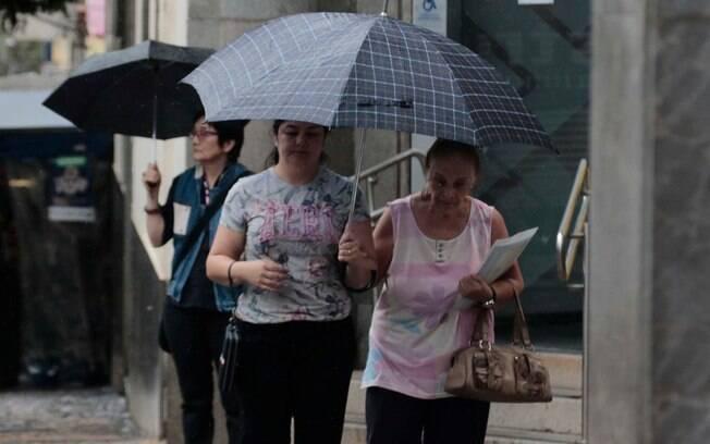 1ª chuva do mês traz alívio, mas não aumenta nível de reservatórios da RMC