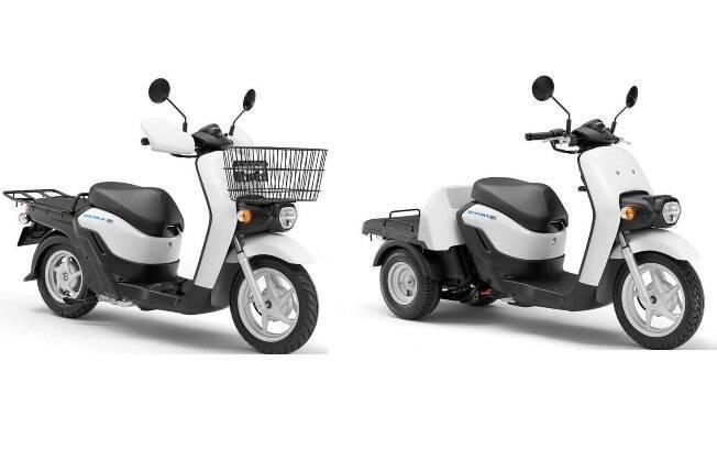Honda scooteres
