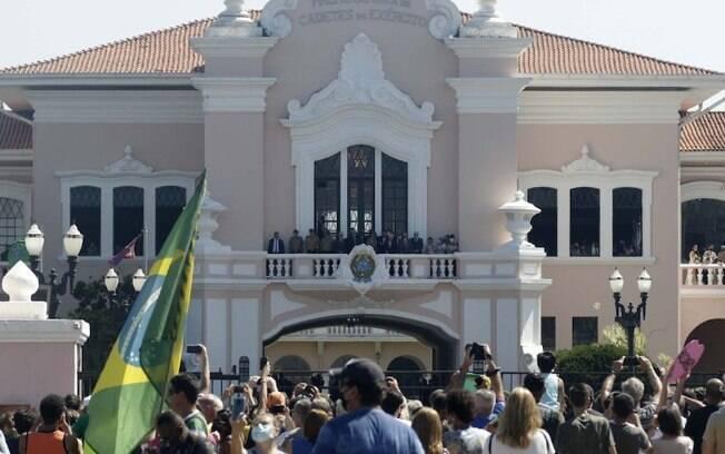 Em Campinas, Bolsonaro indica novas trocas no governo