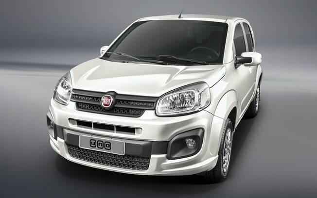 Quase R$ 10 mil mais caro do que o Mobi, o Fiat Uno tem como destaque o motor 1.0 de três cilindros