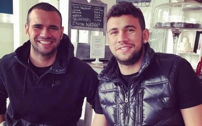Leandro e Luciano Castan se enfrentam em Vasco e CSA