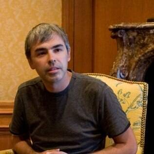 Larry Page, cofundador e CEO do Google, tenta proteger Android de concorrentes