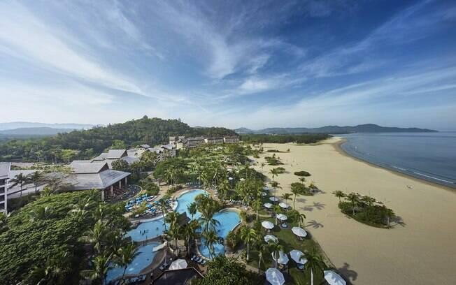 Sabah, na Malásia, é o destino ideal para quem quer mesclar praia e montanha na viagem
