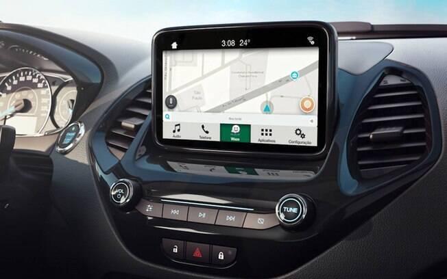 ford ka sedan 2019 confira as primeiras impress es ao volante rh carros ig com br
