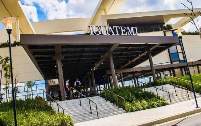 Joalheria do Iguatemi é roubada nesta sexta-feira
