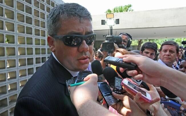 Após deixar Projac, delegado explica o caso na 32ª DP do Rio de Janeiro