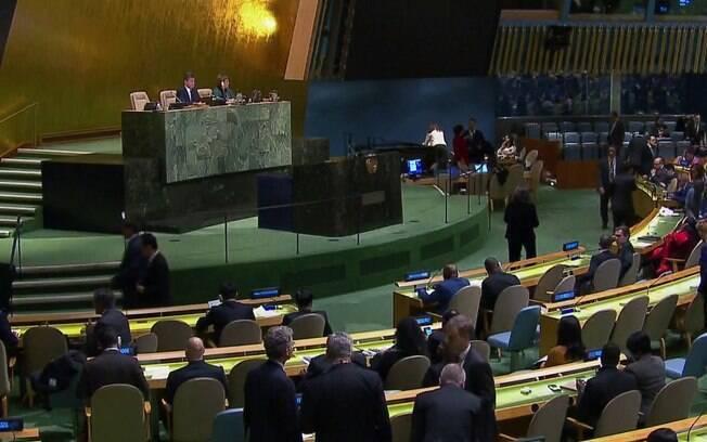 Países ainda não chegaram a acordo para aprovação de mudanças em tratado da ONU