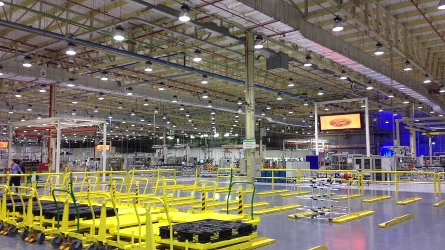 Ford chega a acordo com o sindicato de Camaçari