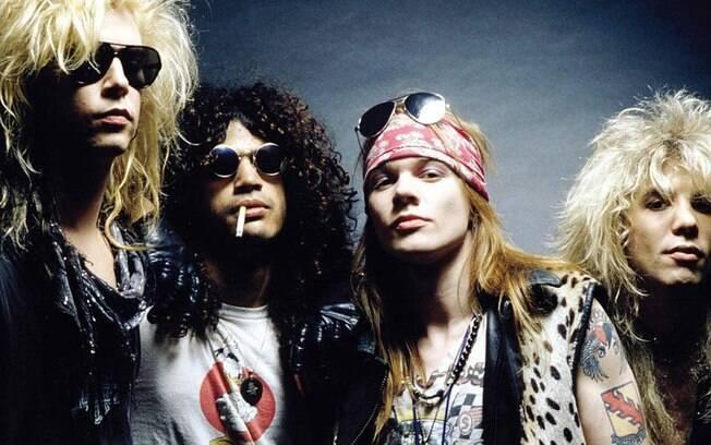 O Guns N' Roses