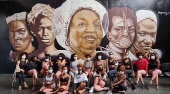 Conheça a modalidade que é focada em mulheres pretas