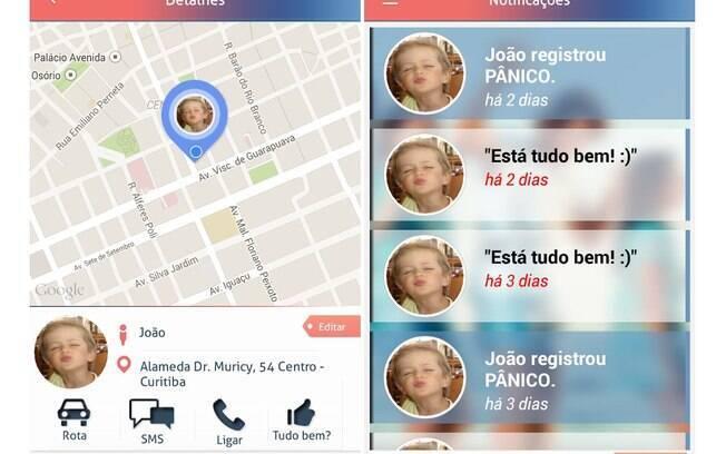 Wesafe é aplicativo de proteção de familiares, especialmente de crianças, para Android e iOS. O app tem planos que começam em R$ 3,99