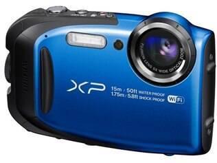 Fujifilm lança sua câmera para concorrer com a GoPro