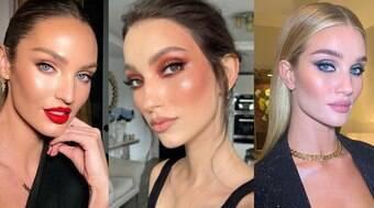 Maquiadora ensina como realçar sua make