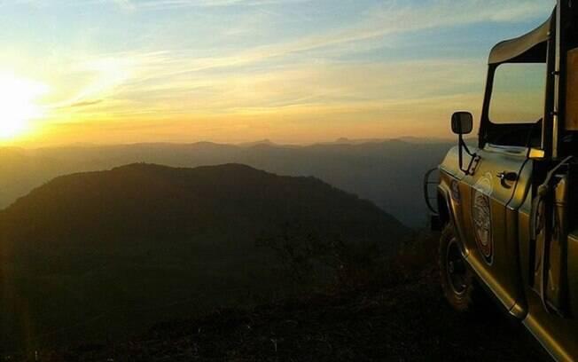 Turismo em Pomerode: atrações de aventura são comuns por nessa região de Santa Catarina