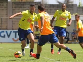 Henrique disse que não vai ser uma derrota que colocará tudo a perder no Cruzeiro
