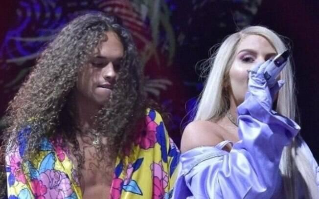 Vitão e Luísa Sonza no MTV Miaw