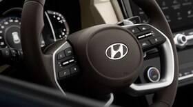 Hyundai mostra teaser do interior do novo Creta