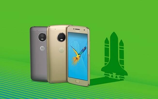 Motorola aposta em novas versões para a linha Moto G na MWC 2017; Moto G5 tem câmera traseira de 13 MP