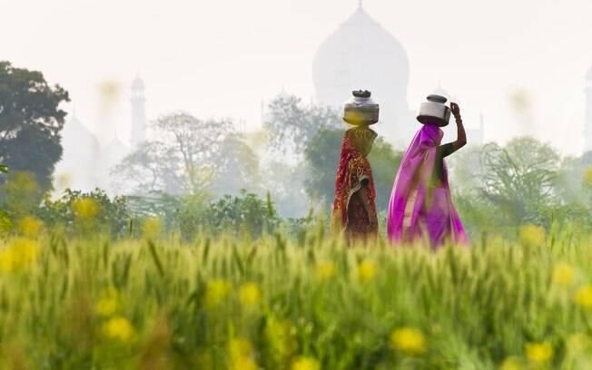 Há quem queira aproveitar as folgas do ano novo para realizar a sonhada viagem a Índia