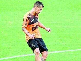 Ao ataque. Em boa fase na temporada, Neto Berola será opção de velocidade para a linha de frente atleticana no jogo de hoje contra o Boa