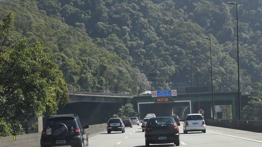 Rodovia Anchieta está não contará com operação descida