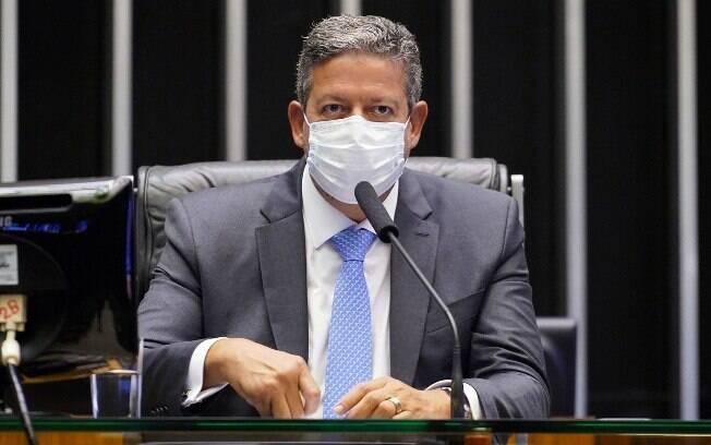 Arthur Lira (PP-AL), presidente da Câmara dos Deputados