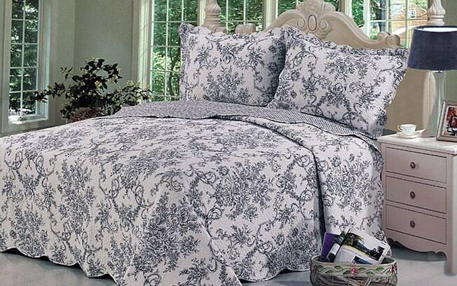 12 MINUTOS - Troque a roupa de cama, incluindo a colcha. O quarto vai parecer novo