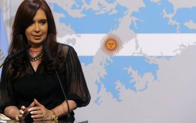 Cristina Kirchner aceitou ser madrinha de filha de casal lésbico