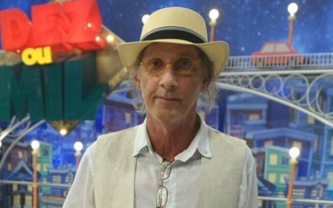 Arnaldo Sacomani também foi jurado no programa do Ratinho